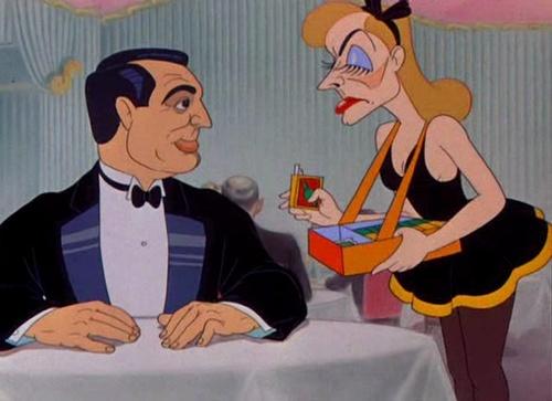 Garboforever Garbo Cartoons