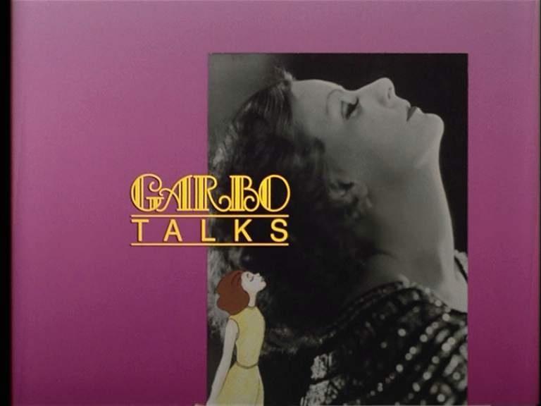 Image result for garbo speaks