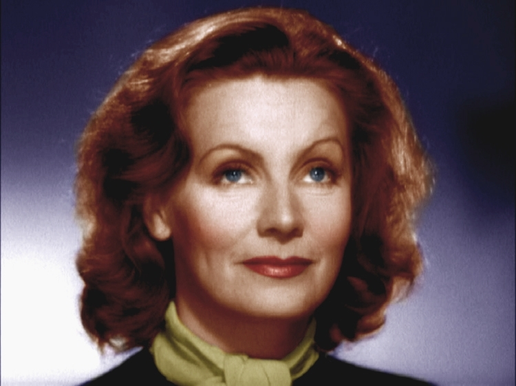 Thread  Classify Greta GarboGreta Garbo Color