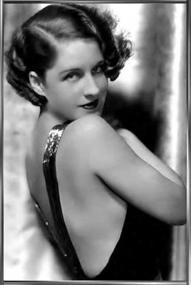 Norma Shearer Old