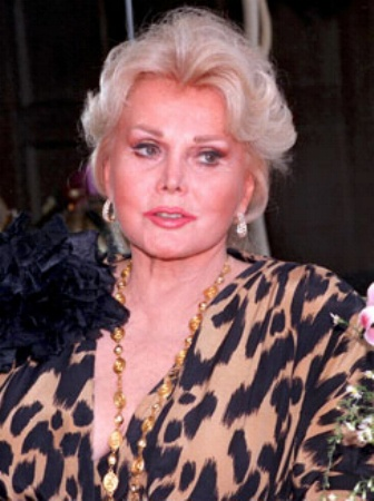 "Zsa Zsa states in her autobiography, ""One Lifetime Is Not Enough"" that one"