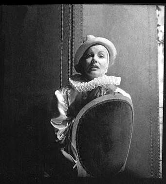 greta garbo private pictures 1940s