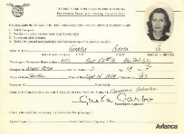 Garbo's American Tourist Card 1974